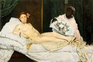 1d-edouard-manet-olympia-1863-parigi-museo-dorsay