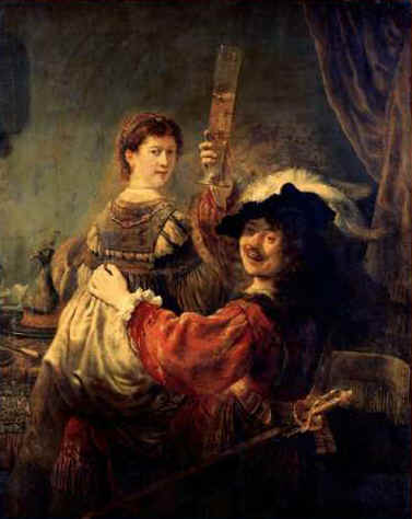 rembrandt_and_saskia
